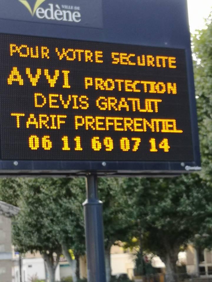 Les sytèmes d'alarme AVVI Protection